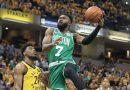 Los Celtics de Boston barrieron con los Pacers de Indiana
