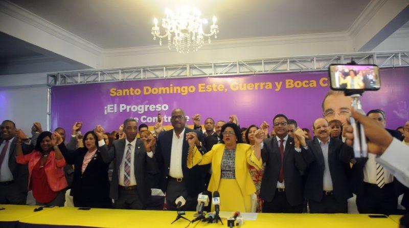 Peledeístas de Santo Domingo Este anuncian acto de apoyo a obra de Gobierno del presidente Danilo Medina