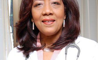 La Dra Mery Hernandez y el CMD