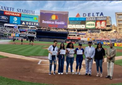 MITUR celebra «Dominican Day at the Ballpark» en los estadios de Cleveland, Yankee Stadium y Fenway Park de Boston