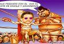 El guante de Danilo Medina