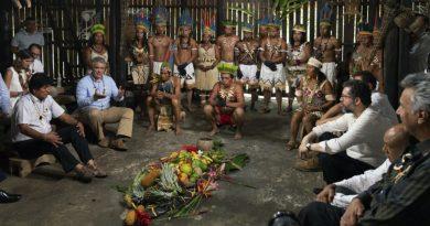 Exlíder nativo asegura que Indígenas de la Amazonía deben ser los «protagonistas» de su futuro