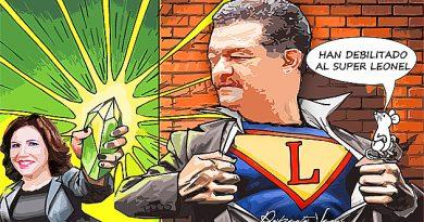 Un novato político ha debilitado al super Leonel Fernández