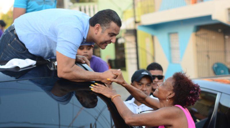 Luis Alberto dice maquinaria peledeísta en Santo Domingo Este no teme alianza opositora.