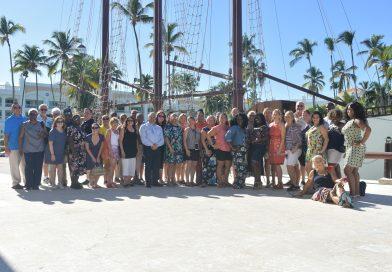 40 agentes de viajes de Estados Unidos visitaron Punta Cana para conocer mercado