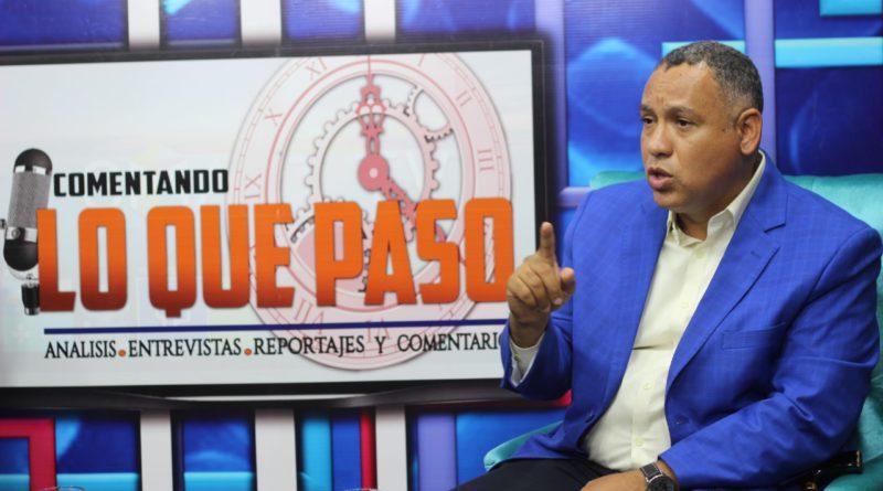 Diputado Alexis Jiménez rechaza extensión del Estado de Emergencia