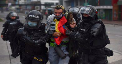 Ministro de Defensa de Colombia: El Estado no renunciará al uso legítimo de la fuerza en protestas