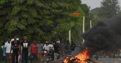 Estalla la violencia antes del funeral del presidente Jovenel Moïse