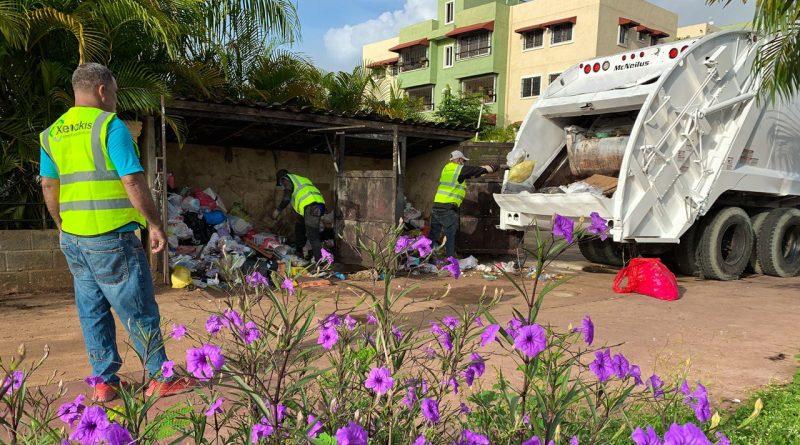 Ayuntamiento Santo Domingo Este rescinde contrato con empresa y asume recogida de basura en circunscripción 3