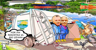 Rescatan el rio ozama