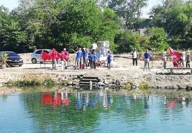 En el Día Internacional de Limpieza de Costas, comunitarios realizan gran operativo en La Zurza