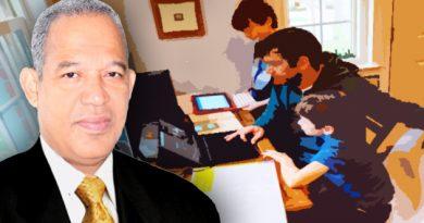 Ventajas y desventajas de recibir educación pública virtual en el hogar.